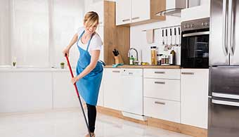 Domestic Cleaning in Sharbrook