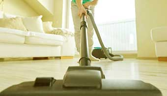One-Off Cleaning in Wilstead
